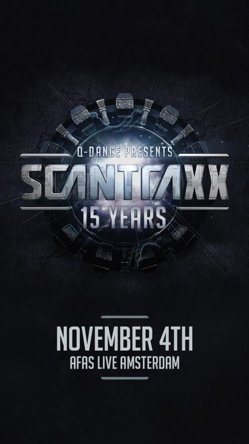 A-lusion @ Q-dance 15 years Scantraxx (AFAS Amsterdam)