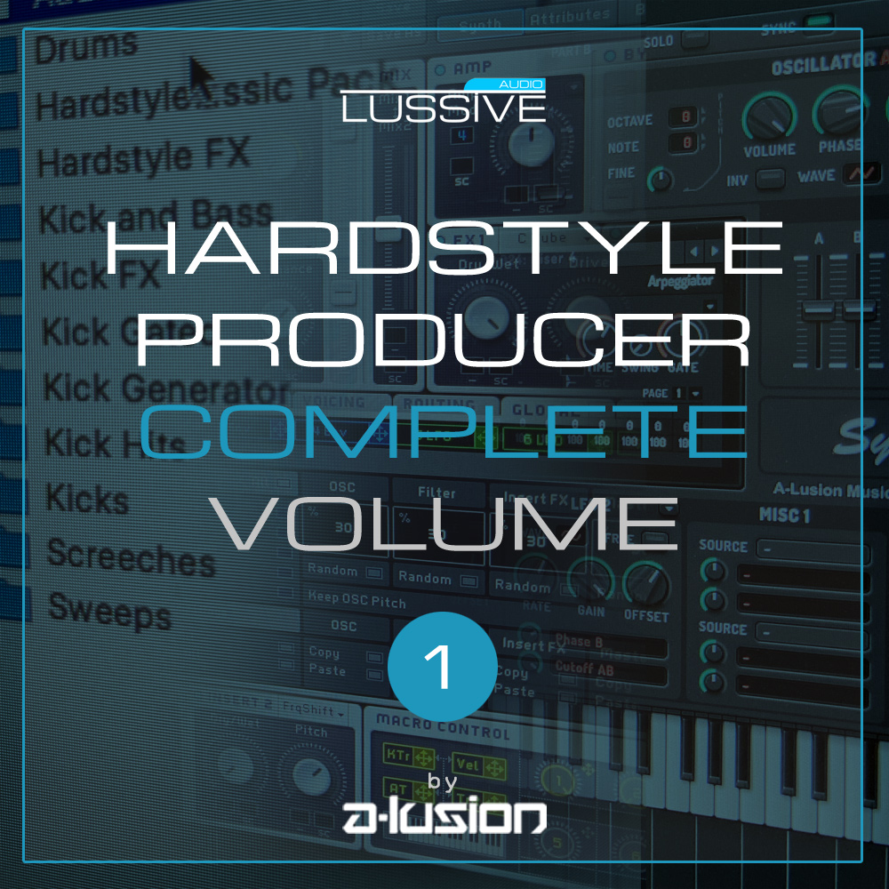 HarstyleProducerComplete_volume1_byA-lusion